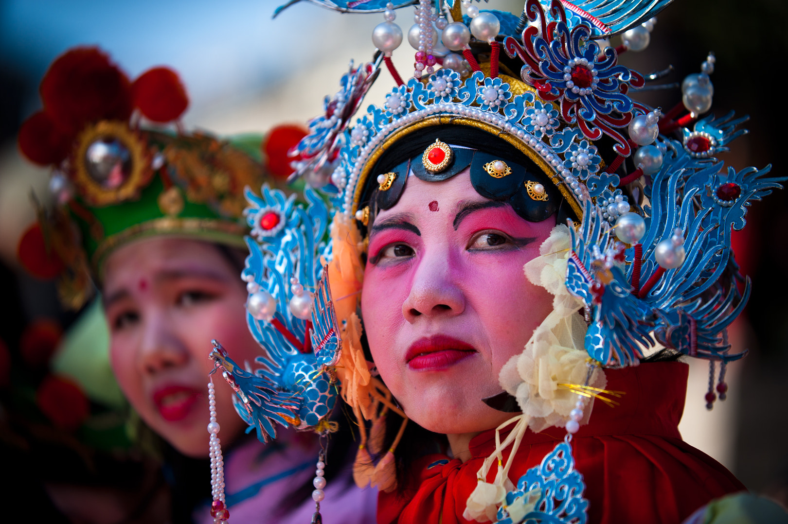 Photograph Chinese new year in Paris #8 by Henri Gouspy on 500px