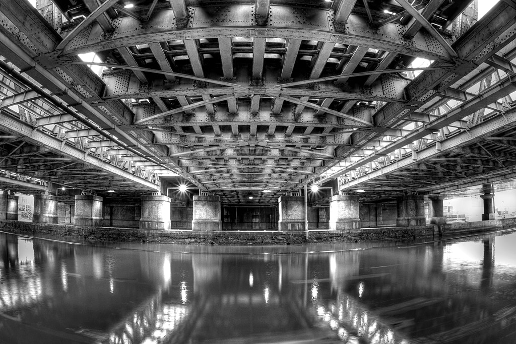 Photograph Under the railway by Ander Aguirre on 500px