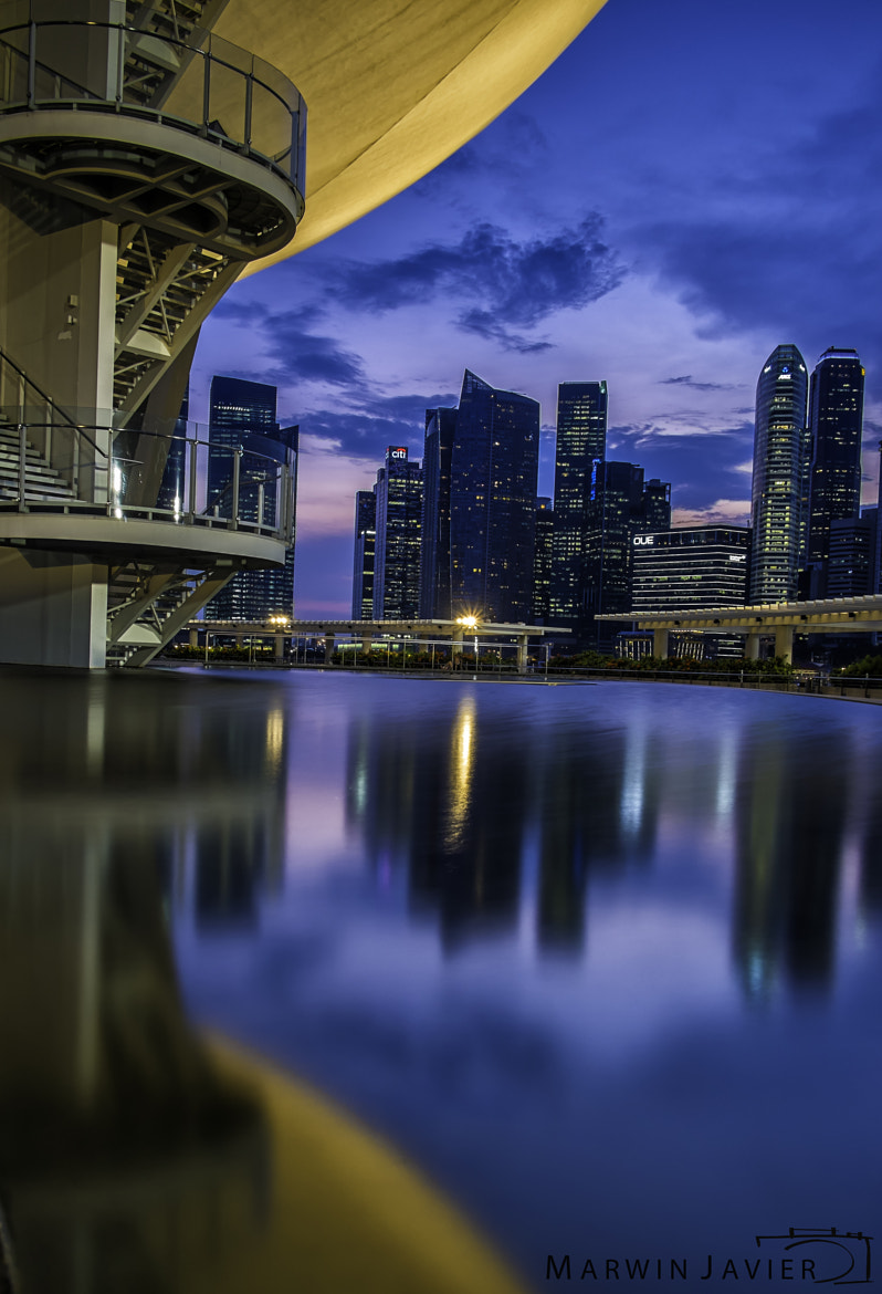Photograph Blue Hour by Marwin Javier on 500px