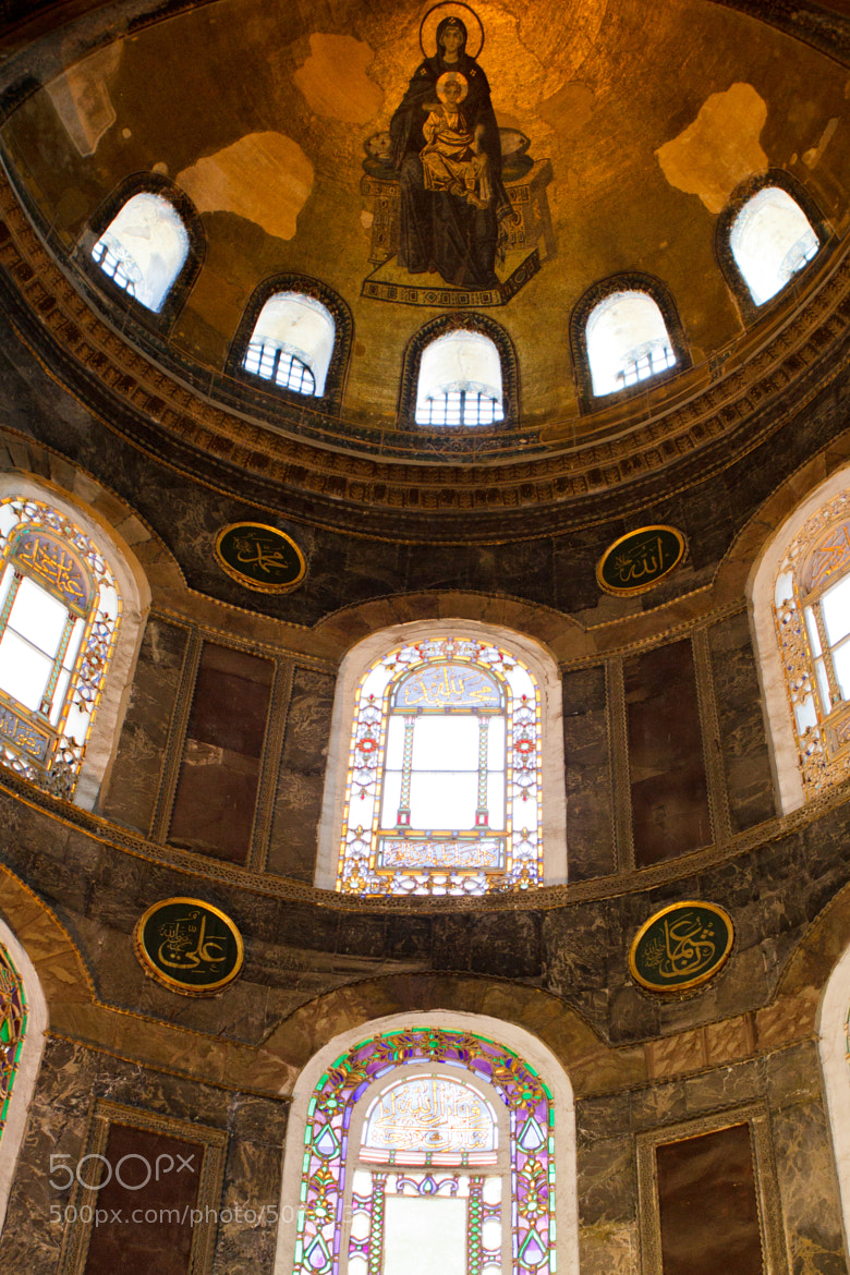 Photograph Aya Sofia by Abdullah Rhwanjy on 500px