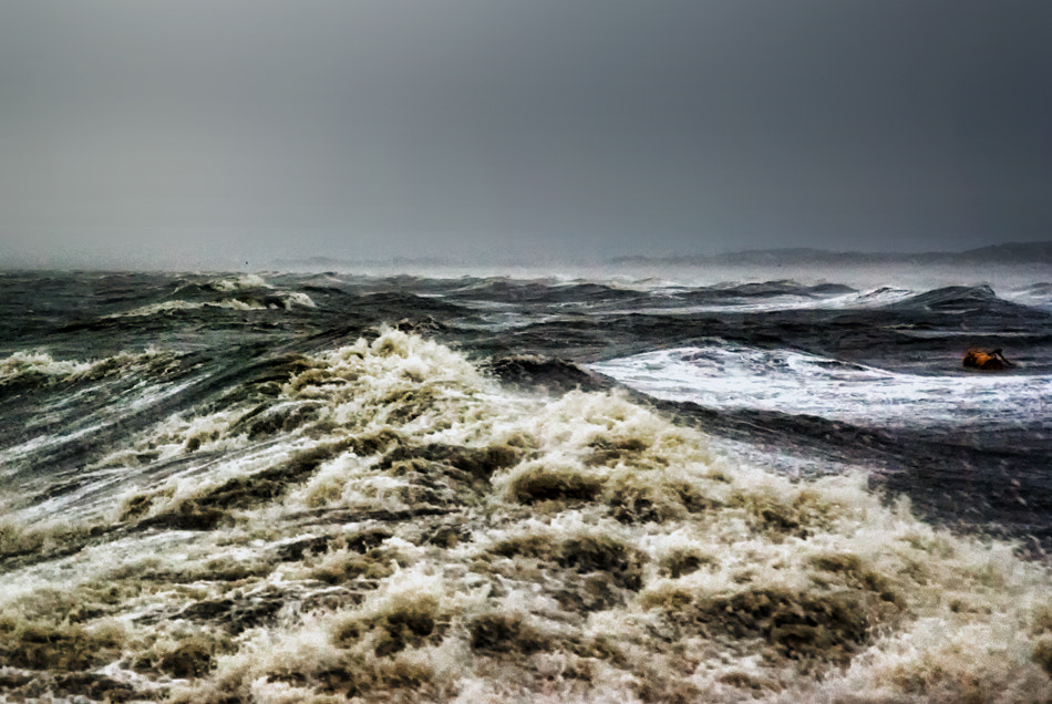 Photograph the anger of the sea by piet flour on 500px