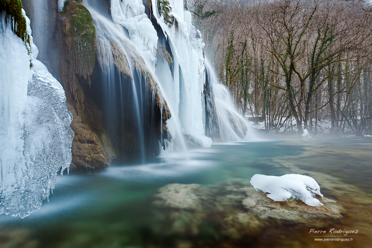 Photograph Ice and roc by Pierre Rodriguez on 500px