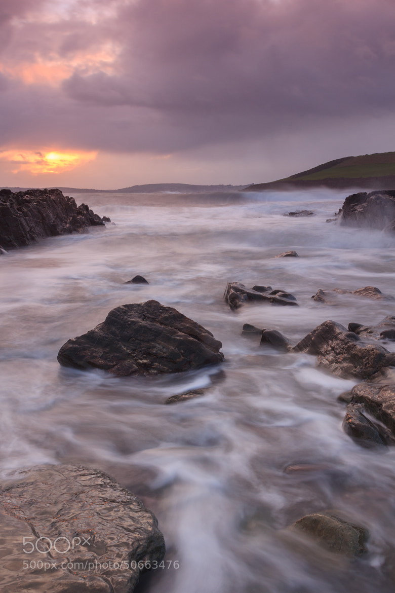 Photograph Golden Hour at Guileen by Graham Daly (ASINWP) on 500px