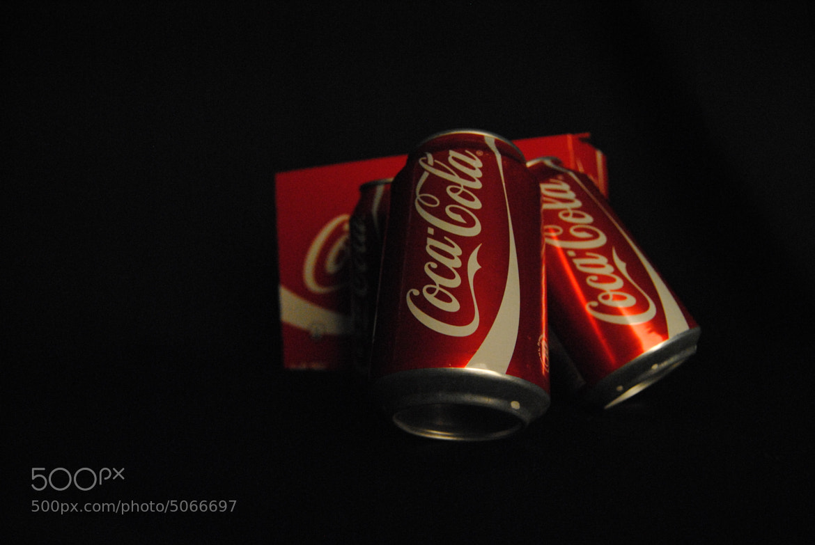 Photograph Coca Cola by Hans anders Lindheim møller on 500px