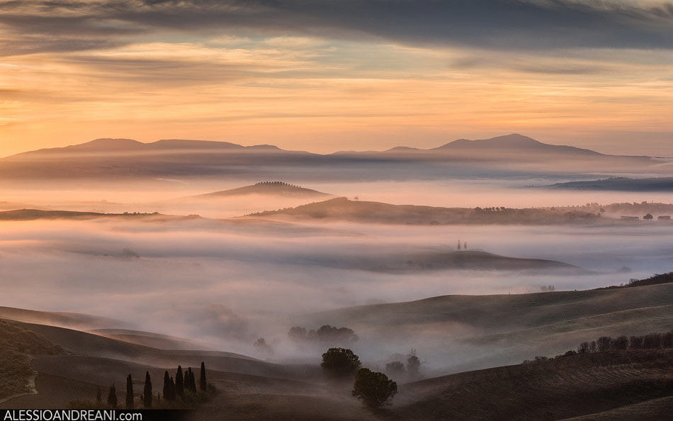 Photograph Landscape of Tuscany by Alessio Andreani on 500px