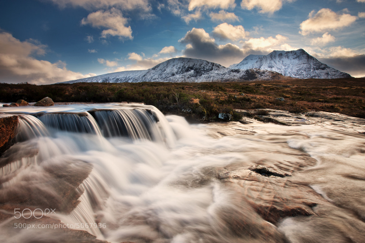 Photograph Mountain Falls by John  Taggart on 500px