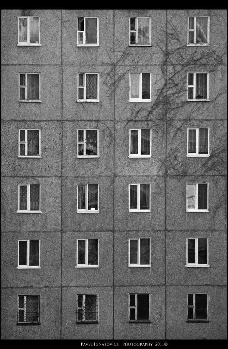 Photograph windows by Pavel Ignatovich on 500px