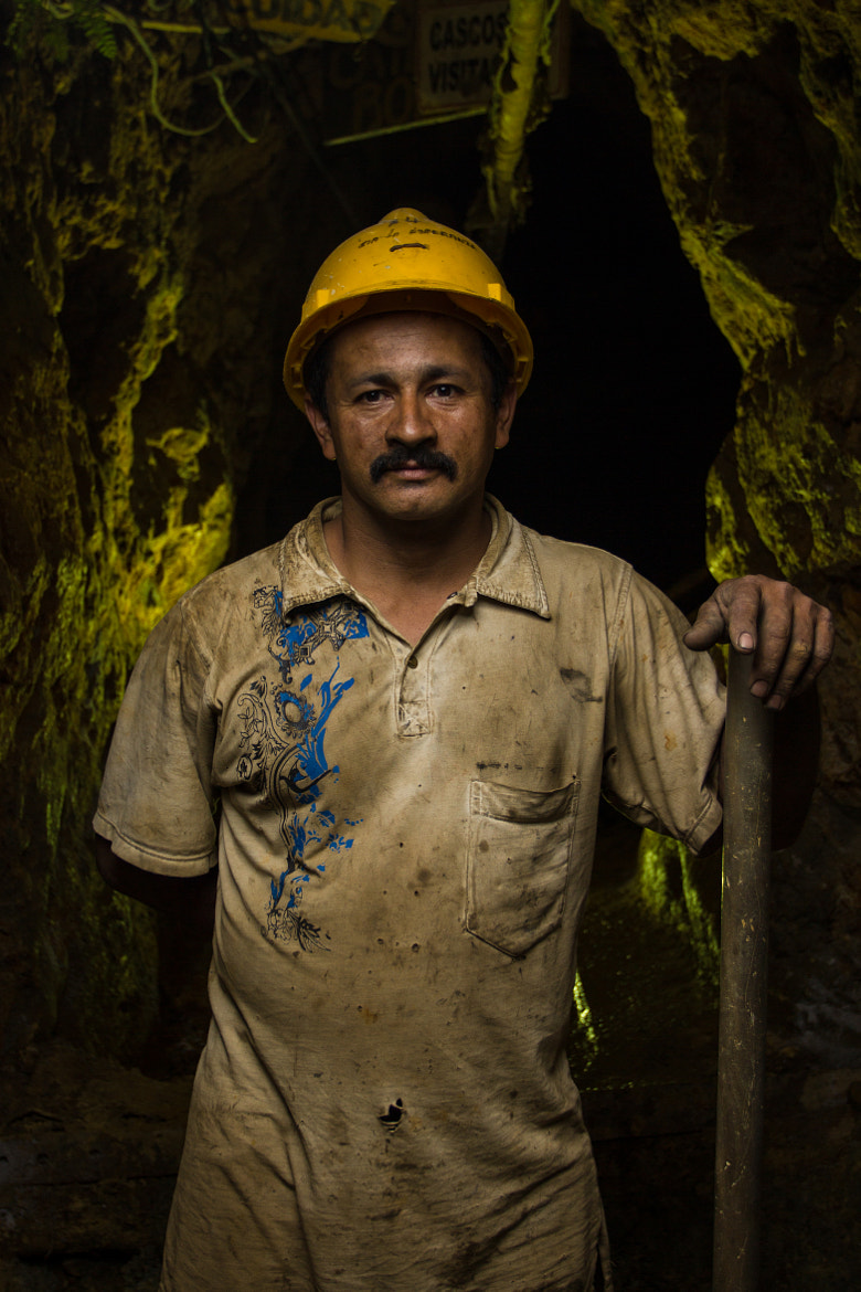 Photograph Supia Goldminer by Rob Rice on 500px