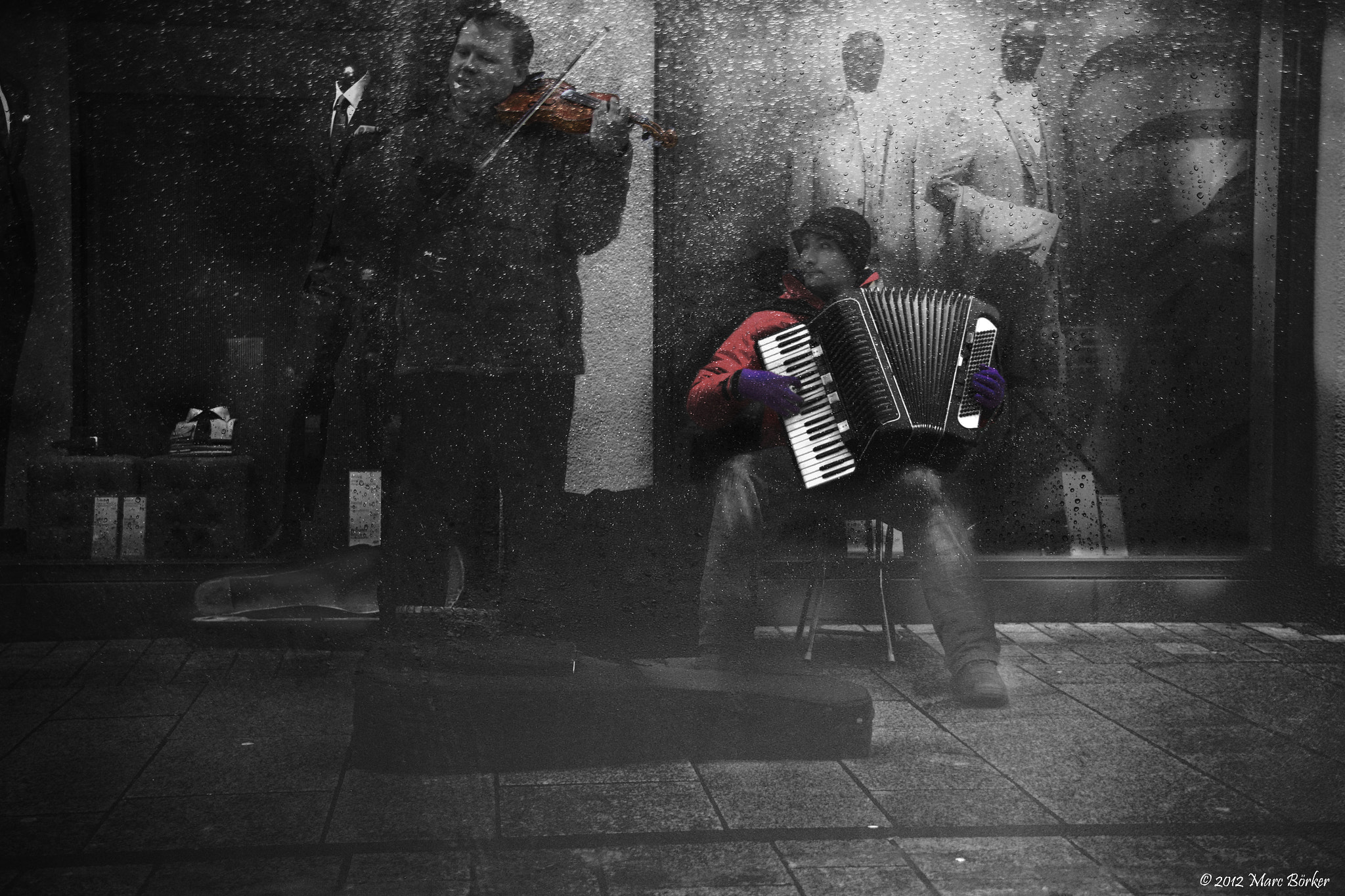 Photograph ** Playing in the rain ** by Nolimit Studios on 500px