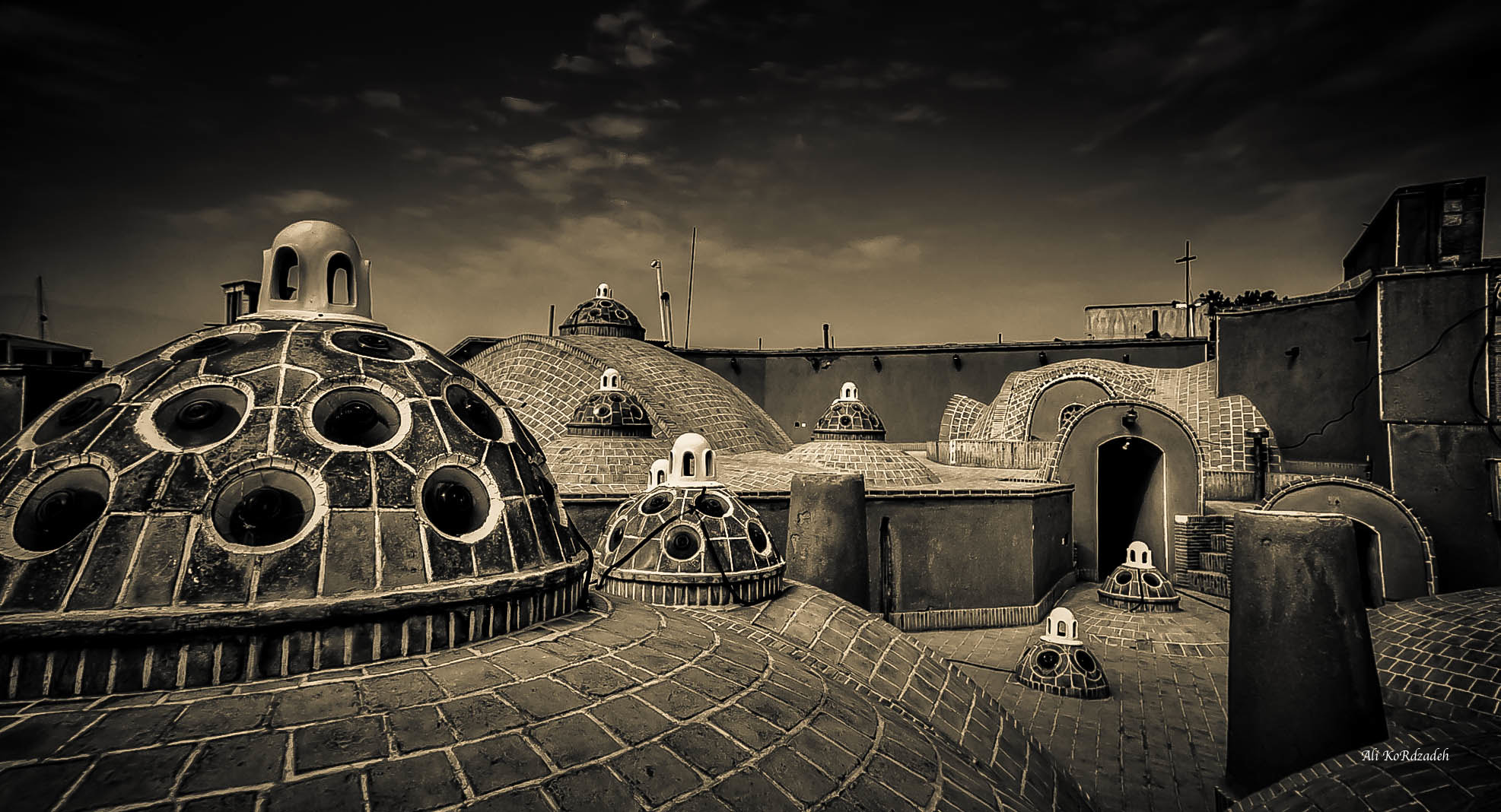 Photograph Roof Garden by Ali KoRdZaDeh on 500px