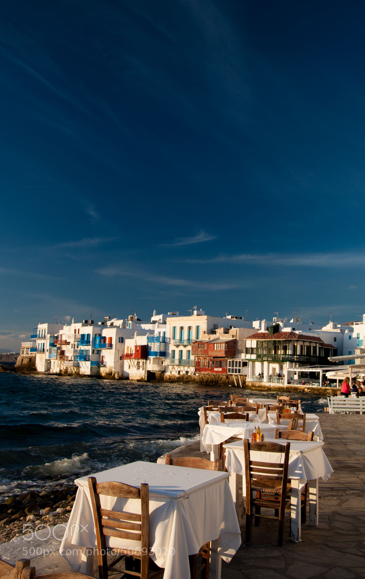 Photograph Mikonos by Andi Cretu on 500px