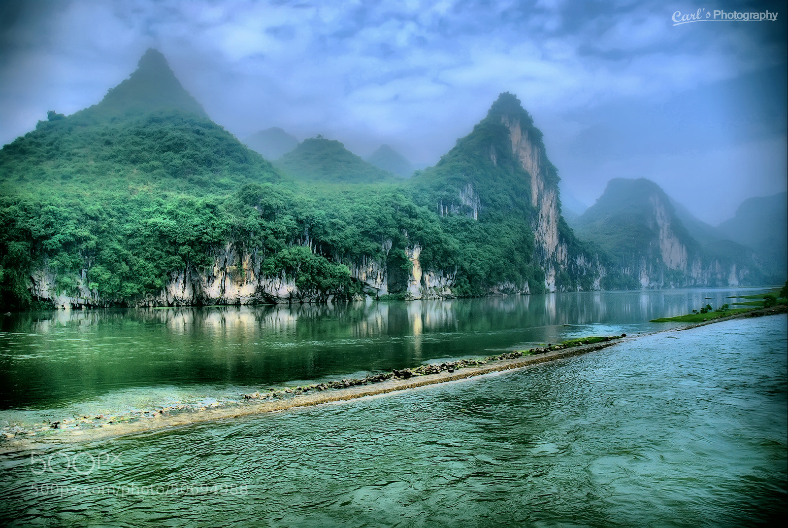 Photograph Li River by Carl Pan on 500px