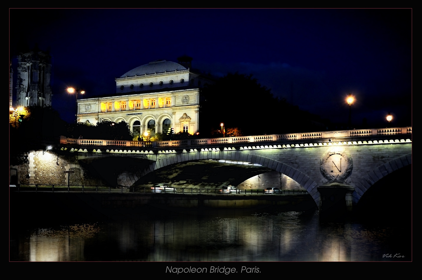 Photograph Napoleon Bridge by Viktor Korostynski on 500px