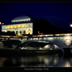 Napoleon Bridge by Viktor Korostynski (vikkor)) on 500px.com
