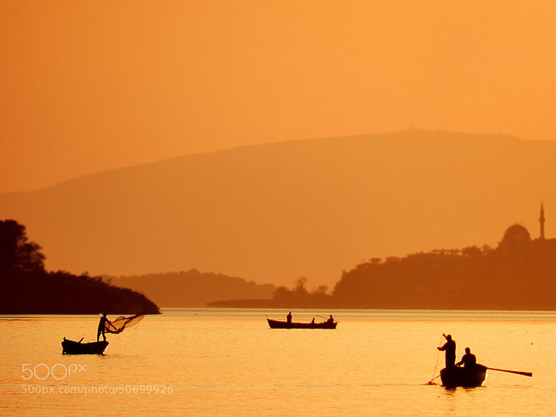 Photograph Golden hours by Mustafa ILHAN on 500px