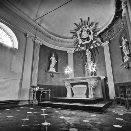 Chateau-da-le-Chapel