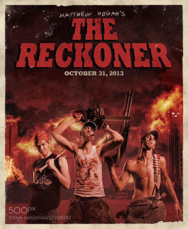 Photograph The Reckoner by Matthew Hogan on 500px