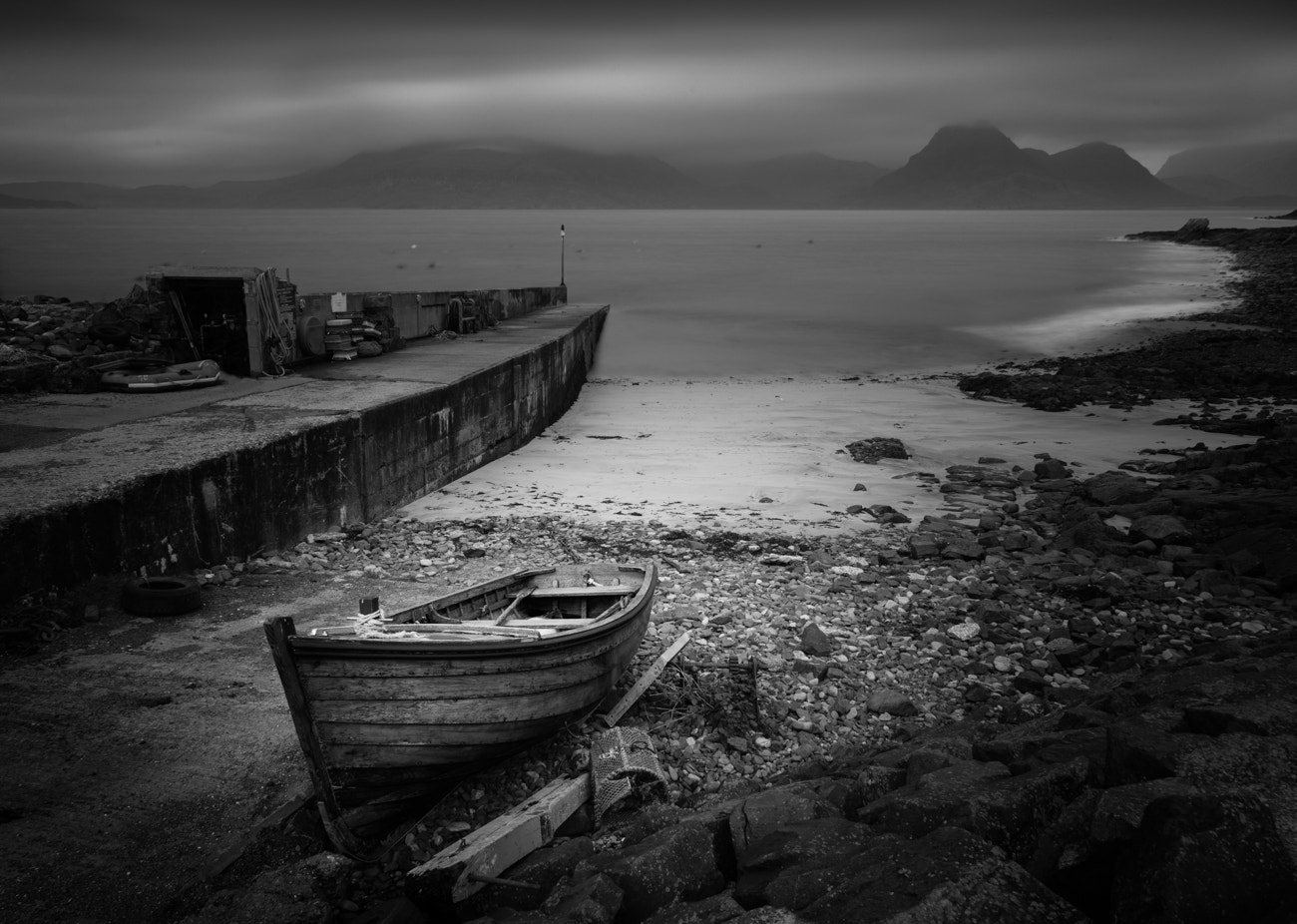 Photograph Elgol by Billy Currie on 500px