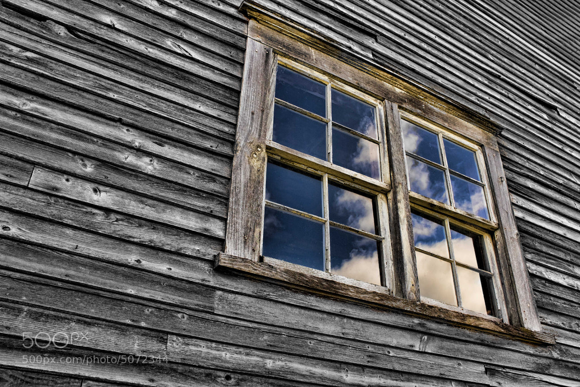 Photograph Window on the sky by Serge Gagné on 500px