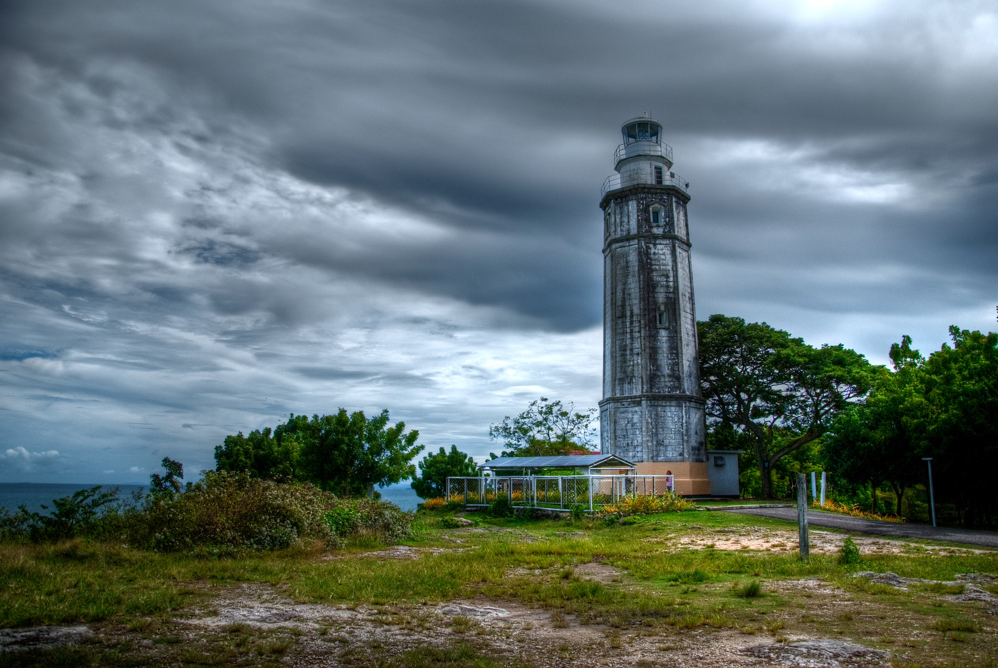 Photograph Liloan lighhouse by H Desabelle on 500px