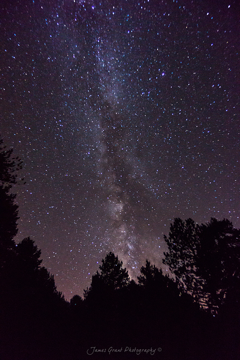 Photograph Troodos Milky Way by James Grant on 500px