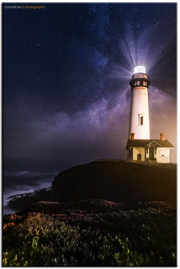 Photograph Pigeon Point Lighthouse by Conrad Tan on 500px