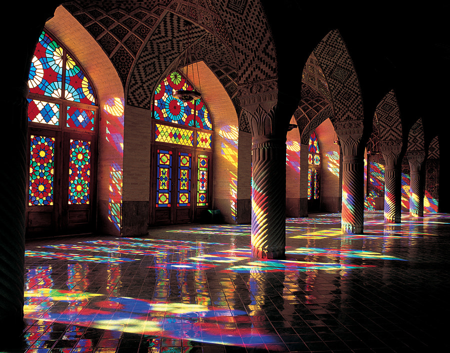 Majestic of Persian Architecture by Abbas Arabzadeh on 500px.com