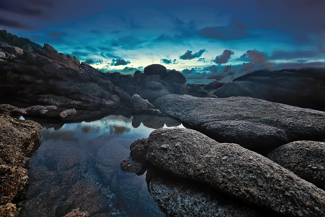 Photograph deep blue  by 7sec . on 500px