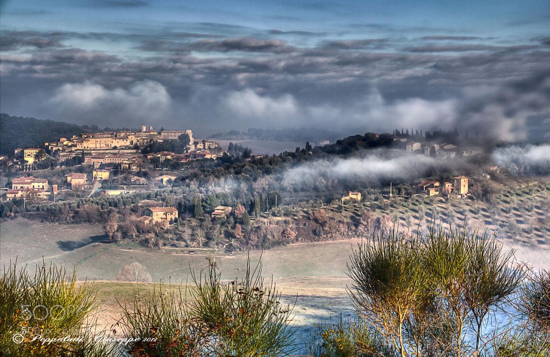 Photograph Trequanda (SI) by Giuseppe  Peppoloni on 500px