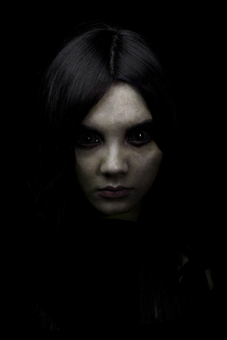 Photograph I´m the darkness by Nora Homleid on 500px