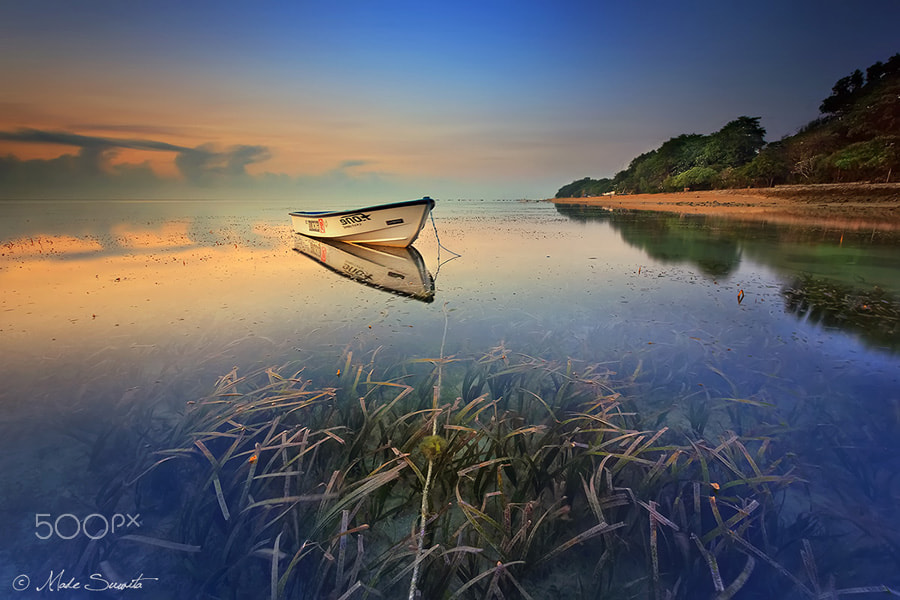 Photograph Morning Reflections by Made Suwita on 500px