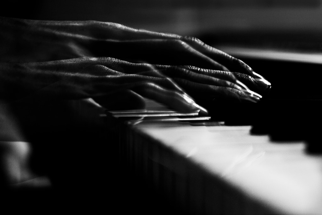 Photograph Piano by Nora Homleid on 500px