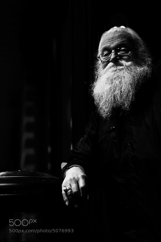 Photograph Santa by Nora Homleid on 500px