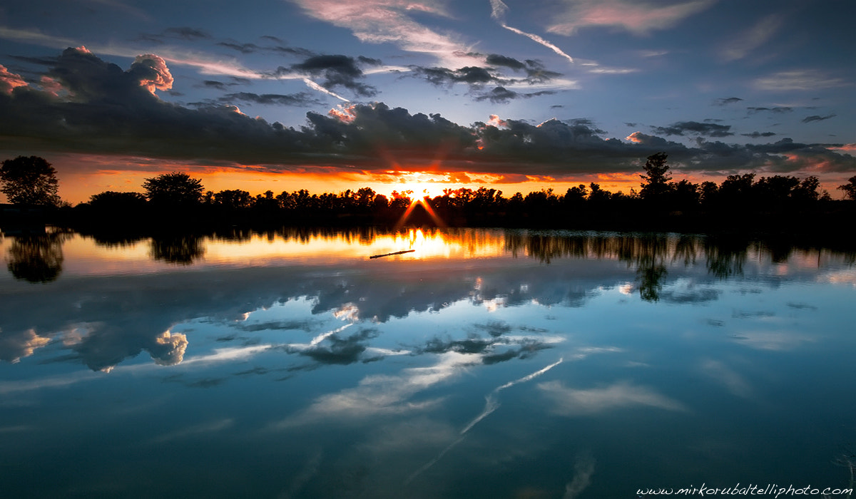 Photograph Reflected colors  by Mirko Rubaltelli on 500px