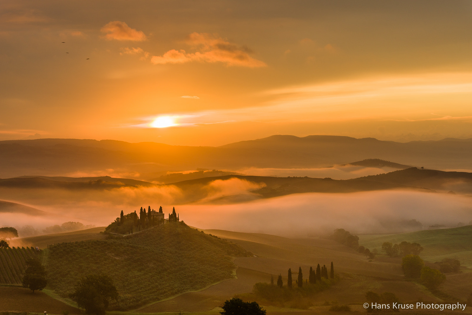 Photograph Belvedere in morning light by Hans Kruse on 500px