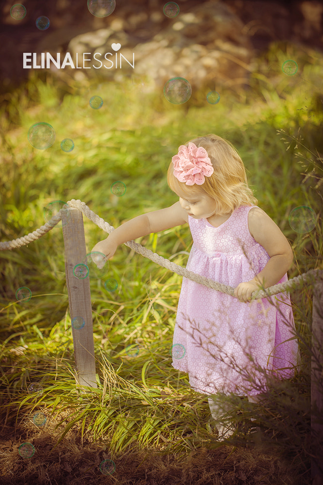 Photograph Cute little fairy by Elina Lessin on 500px