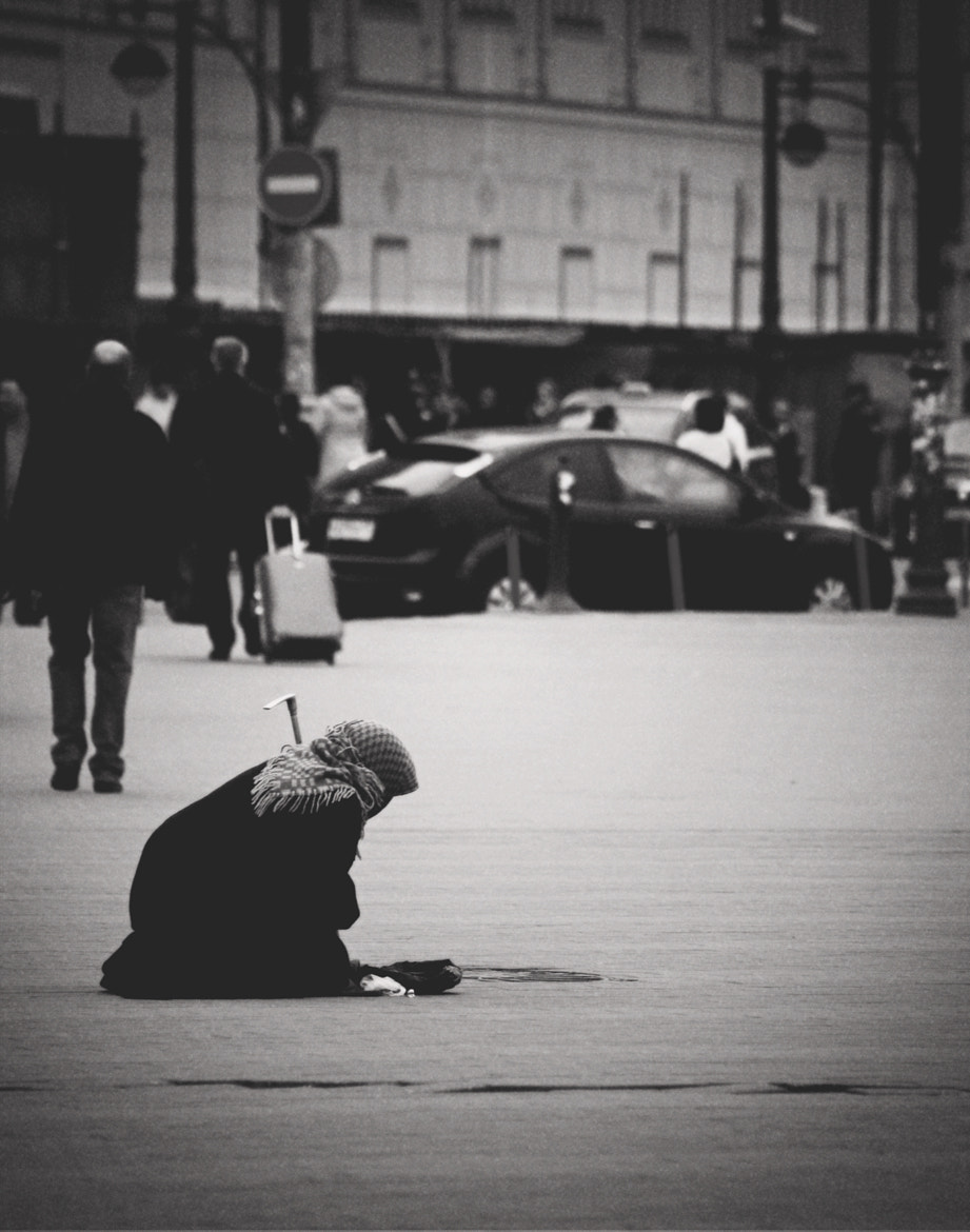 Photograph beggar by Mistery Lady on 500px