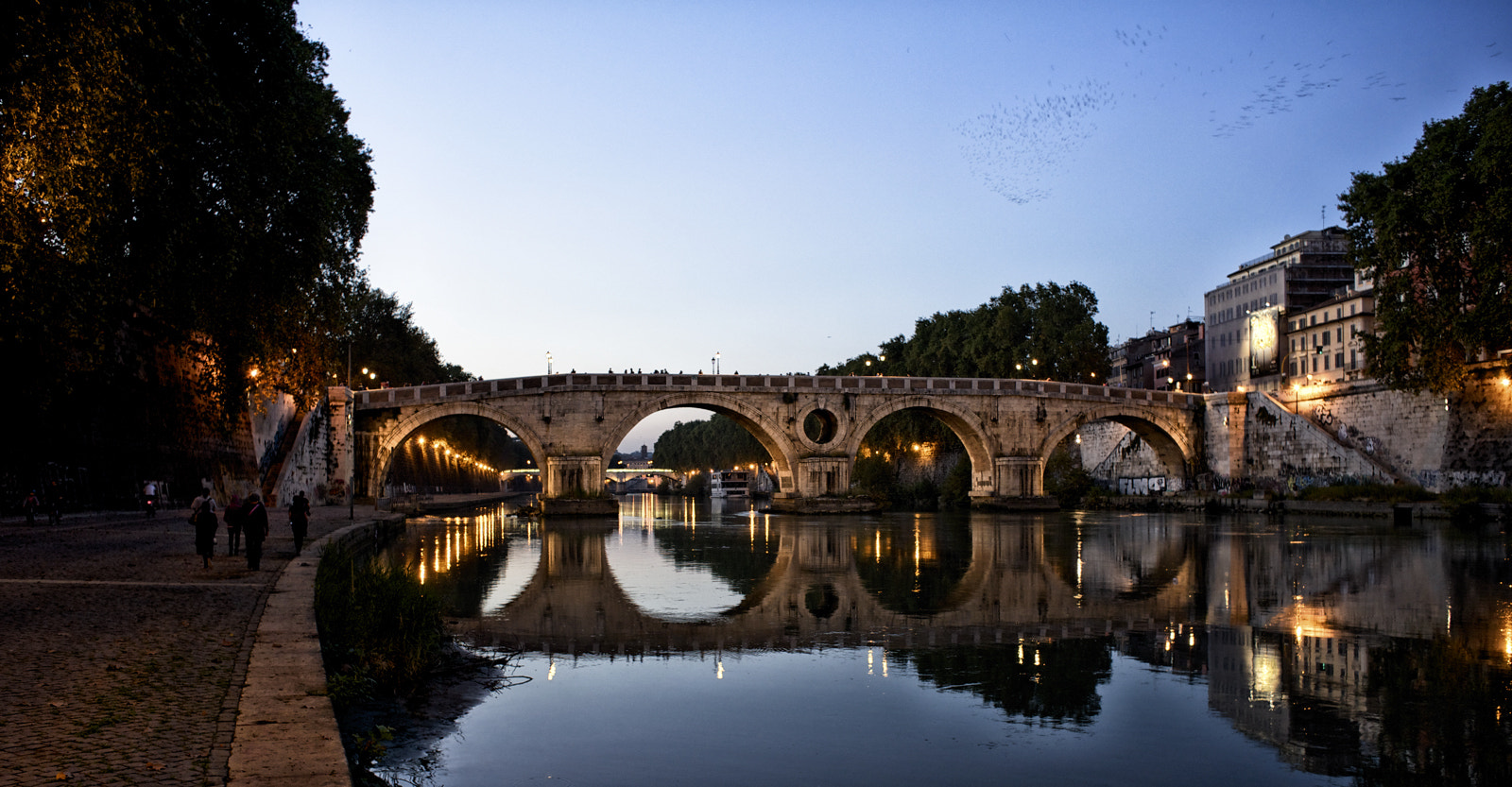 Photograph Ponte Sisto by Paolo Costantino on 500px