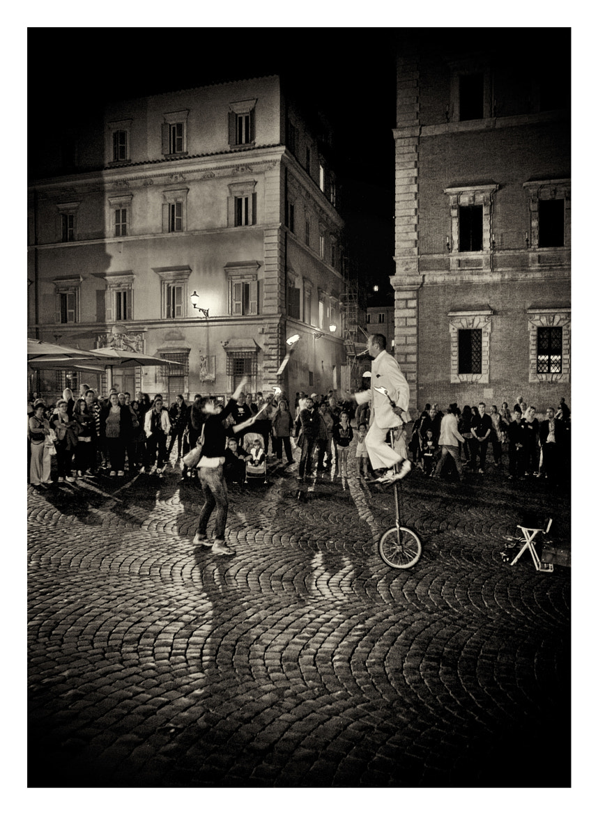 Photograph The Juggler by Paolo Costantino on 500px