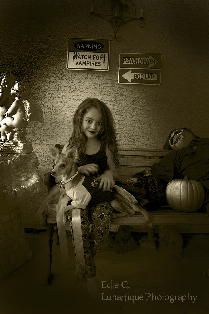 Photograph Happy Halloween by Edie G. on 500px