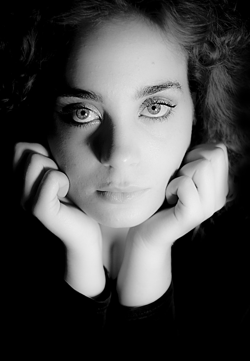 Photograph Stare by Antonella Renzulli on 500px