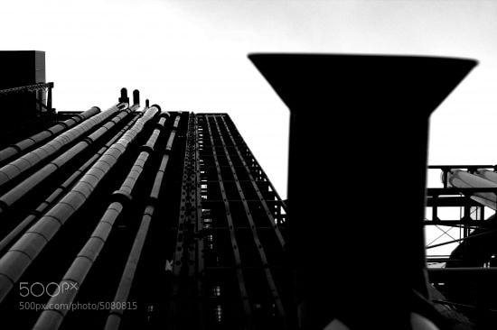 Photograph Centre Pompidou by landro on 500px