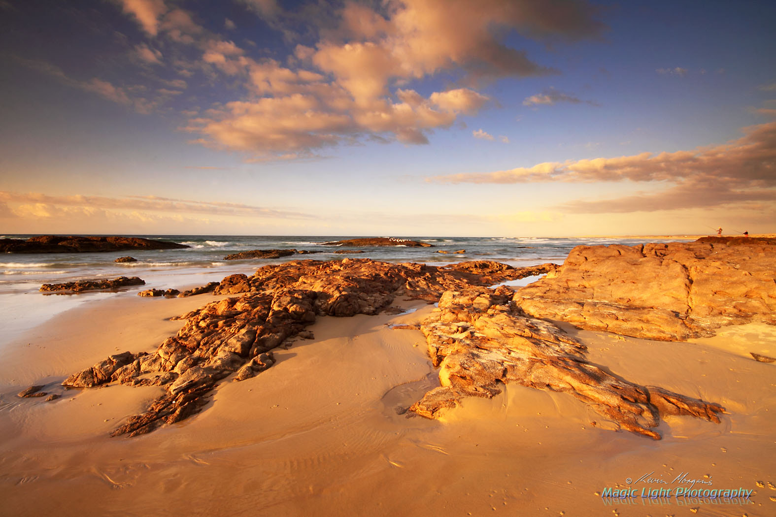 Photograph First Light at Birubi Beach by Kevin Morgan on 500px