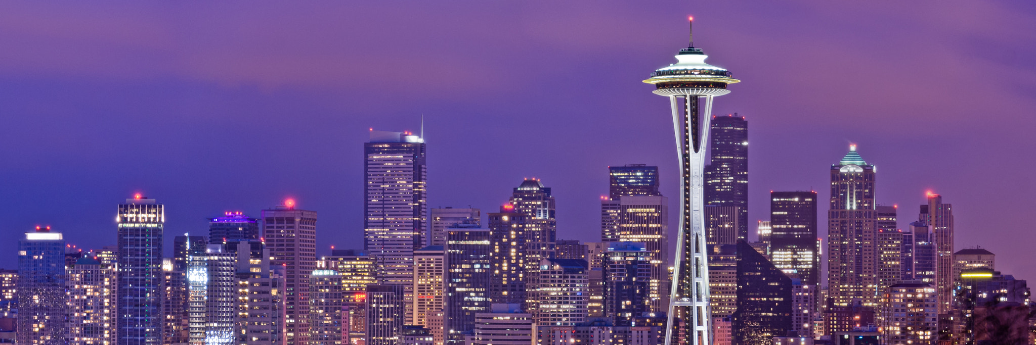 Photograph Seattle Skyline by Dominic Walter on 500px