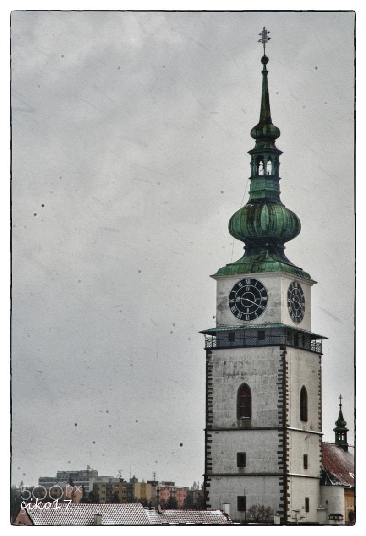 Photograph Church tower by Pavel Číhal on 500px