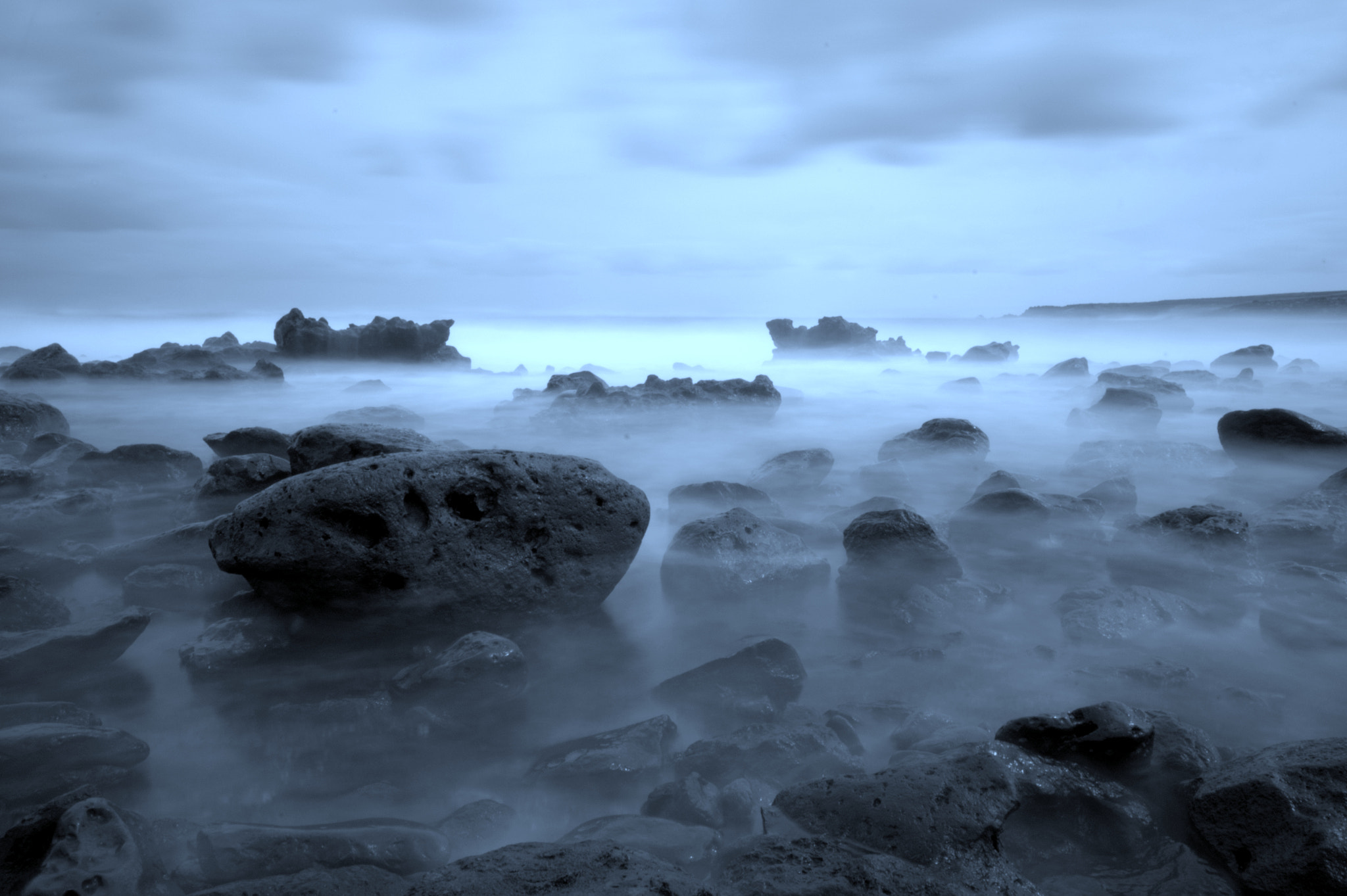 Photograph misty shores by Simon Waldram on 500px