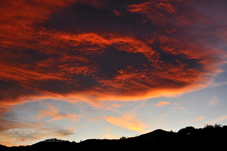 Photograph La nube di fuoco by davide vighetti on 500px