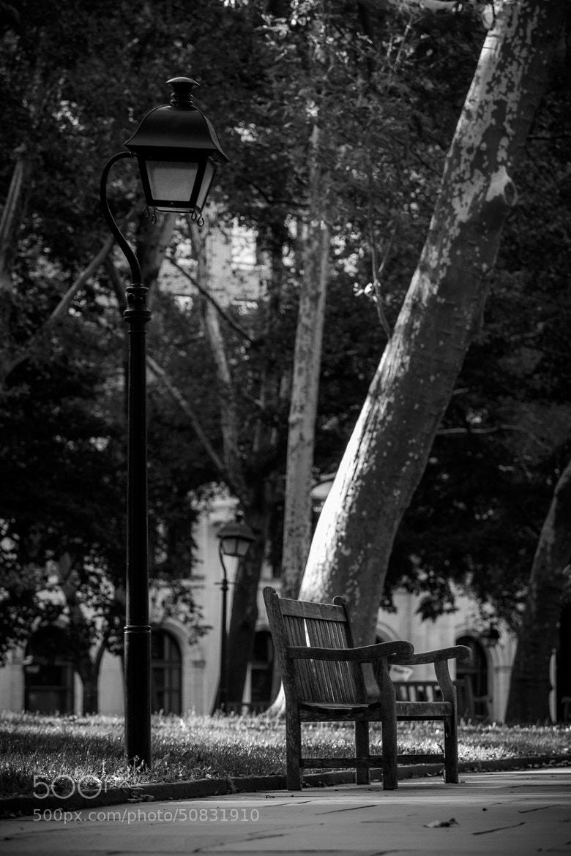 Photograph Urban Solitude by Stuart Cameron on 500px