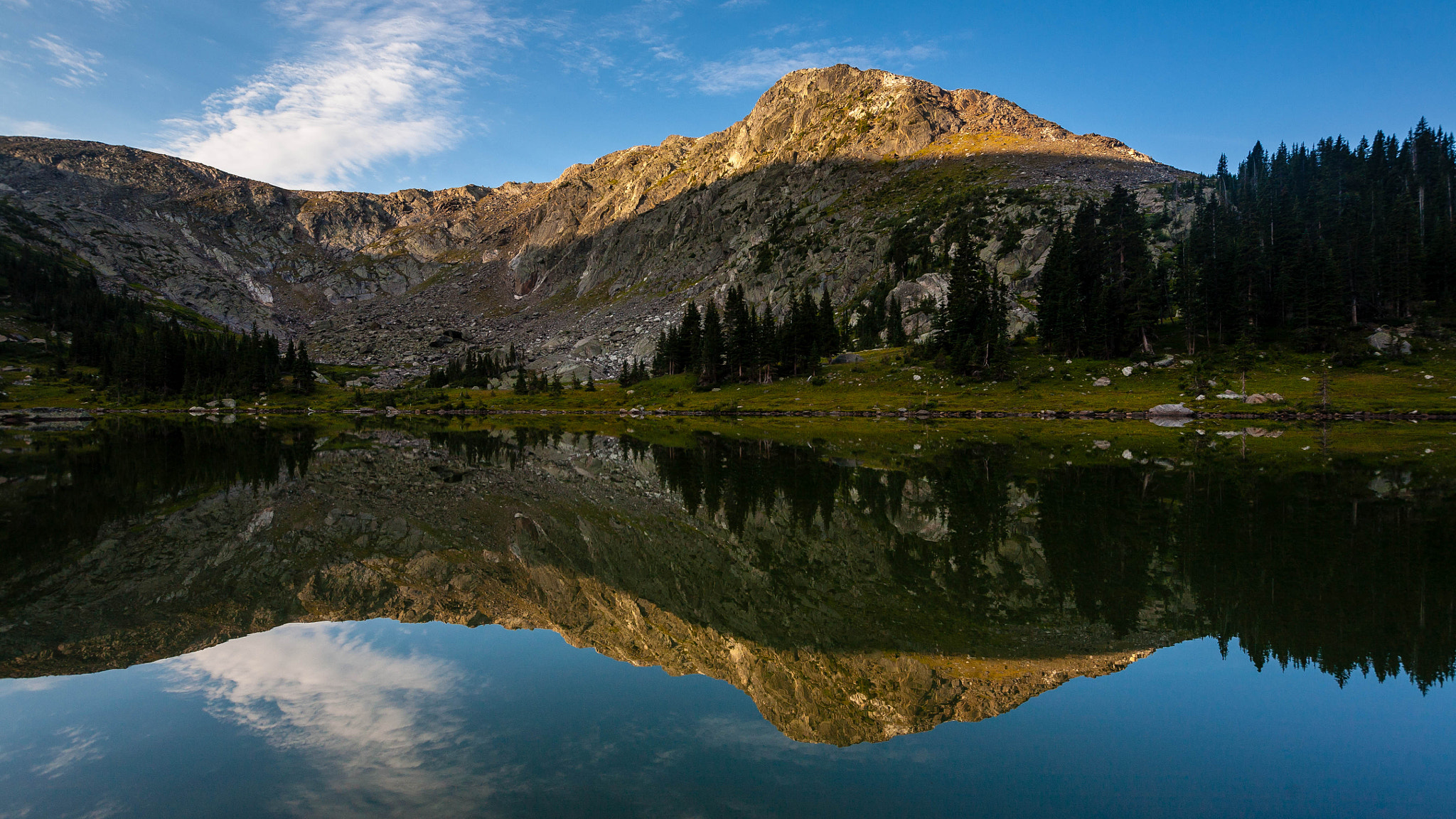 Photograph Summer Lake Reflections by John Stratton on 500px