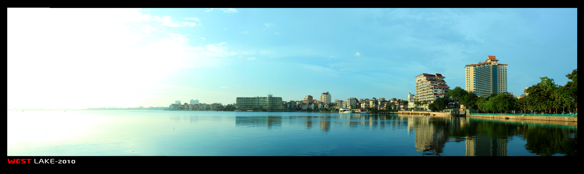 Photograph A corner of West Lake - HN by Việt Lê on 500px